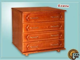 Комод - Мебельная фабрика «Лик»