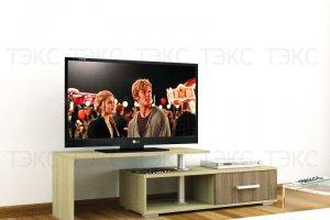 ТВ тумба Парус 6 - Мебельная фабрика «ТЭКС»