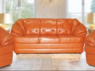 прямой диван Бьянка - Мебельная фабрика «Алина-мебель»