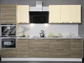 Кухонный гарнитур Блюз прямой - Мебельная фабрика «Первая мебельная фабрика»