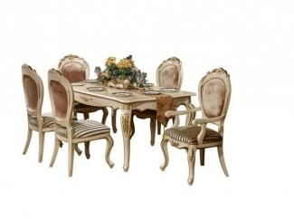 Обеденная группа Изабель - Импортёр мебели «FANBEL»