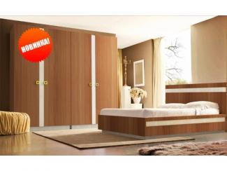 Спальный гарнитур КАПРИЗ-2 - Мебельная фабрика «Стрела»
