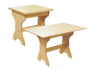 Стол обеденный поворотно-раскладной - Мебельная фабрика «Виктория»