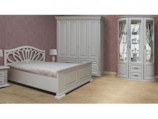 Белая мебель для спальни - Мебельная фабрика «Астмебель»