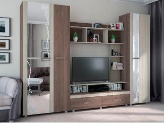 Гостиная - стенка 18 - Мебельная фабрика «Вик»