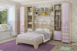 Детская Валерия композиция 2 - Мебельная фабрика «Лером»