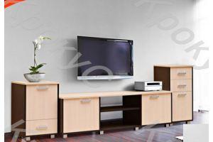 Гостиная ТВА 3 - Мебельная фабрика «Крокус»