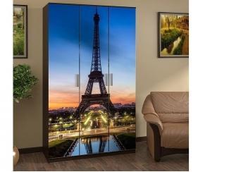 Шкаф 3-х створчатый с фотопечатью - Интернет-магазин «ГОСТ Мебель»