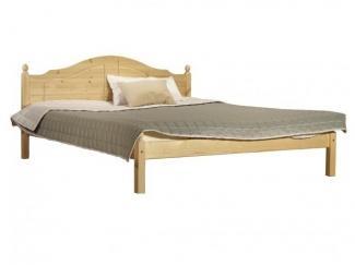 Практичная кровать Кая (K1) - Мебельная фабрика «Timberica»