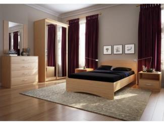 Спальня Соната - Мебельная фабрика «Орматек»
