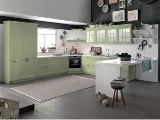 Кухня Эмилия Natura - Мебельная фабрика «PlazaReal»