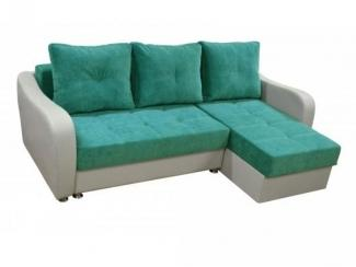 Уютный угловой диван Фламинго  - Мебельная фабрика «Росмебель», г. Боголюбово