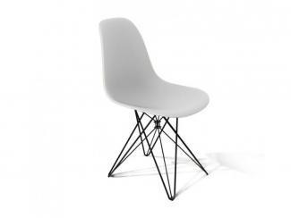 Белый стул SHT-S50 - Мебельная фабрика «Sheffilton»