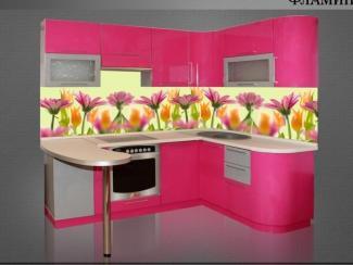 Кухня угловая Фламинго - Мебельная фабрика «Нильс»