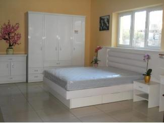 Спальня  Вайт - Мебельная фабрика «Орвис»