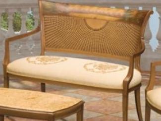 Диван прямой Бургундия - Мебельная фабрика «ESTILO»