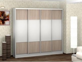 Шкаф-купе АДРИАНО-4.1 4-х дверный - Мебельная фабрика «Баронс»