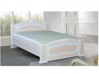Кровать МДФ МК-17 - Мебельная фабрика «Уютный Дом»