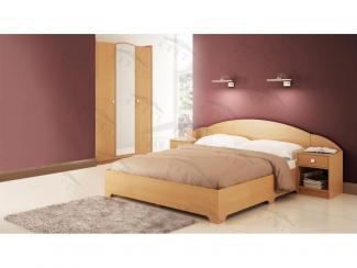 Спальный гарнитур 3 - Мебельная фабрика «Фарес»