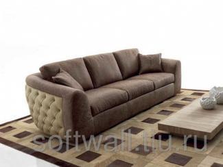Диван прямой Гламур - Мебельная фабрика «SoftWall», г. Омск