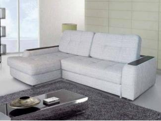 Угловой светлый диван Мечта - Мебельная фабрика «Шумерлинская мебельная фабрика»