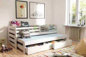 Детская кровать Давид для двоих детей - Мебельная фабрика «Верба-Мебель»