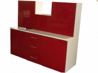Кухонный гарнитур прямой - Мебельная фабрика «Муром (ЗАО Муром)»