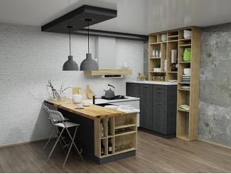 Маленькая кухня Софитта small - Мебельная фабрика «Cucina»