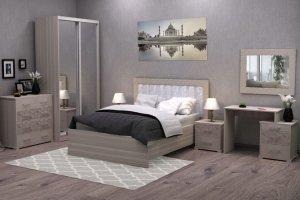 Кровать корпусная Ребекка - Мебельная фабрика «Сарма»