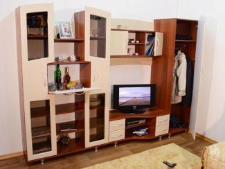 Гостиная стенка «Престиж 1» - Мебельная фабрика «Евромебель»