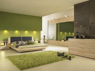 Спальня 1 - Мебельная фабрика «Гранит»