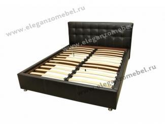 Кровать Женева - Мебельная фабрика «Элеганзо»