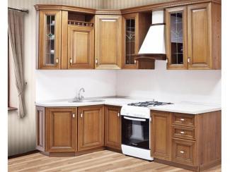 Кухонный гарнитур «Нижегородец МС-38.2» (шпон) - Мебельная фабрика «Нижегородец»