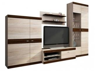 Вместительная мебель для гостиной Маггус 2 - Мебельная фабрика «Артемебель», г. Владимир