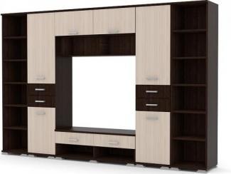 Гостиная стенка КМ 2 - Мебельная фабрика «Фаворит-Плюс», г. Москва