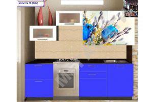 Кухня Мелитта 18 - Мебельная фабрика «Мега Сити-Р»