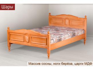 Кровать «Шары»  - Мебельная фабрика «Авеста»