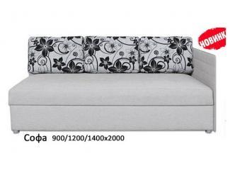 Диван прямой Софа - Мебельная фабрика «Боровичи-Мебель»