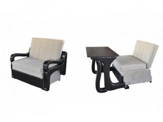 Диван-стол трансформер Гонг Конг - Мебельная фабрика «Сервис Мебель»