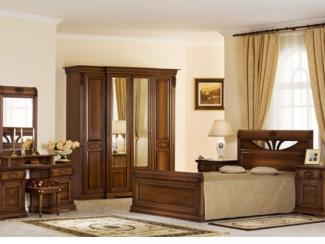 Спальня Валенсия - Мебельная фабрика «Мебель Черноземья»