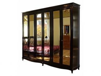 Шкаф шестидверный - Импортёр мебели «Spazio Casa»
