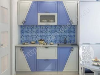 Кухонный гарнитур прямой Айсберг