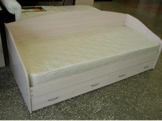 Детская кровать с ящиками  - Мебельная фабрика «Архангельская мебельная фабрика»