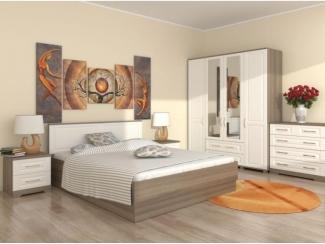 Спальня ЛАУРА - Мебельная фабрика «Гайвамебель»