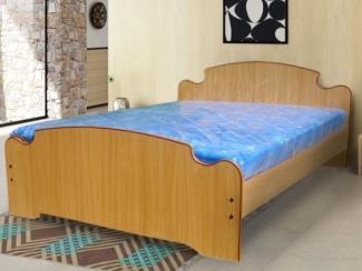 Кровать ЛДСП 1 - Мебельная фабрика «Уютный Дом»