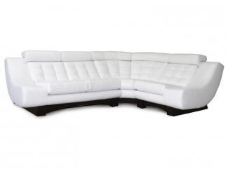 Красивый белый диван Клеопатра  - Мебельная фабрика «MANZANO»