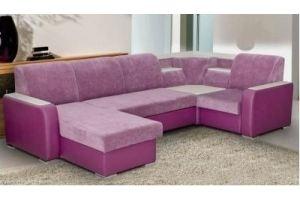 Диван п-образный Виктория - Мебельная фабрика «Уютный Дом»