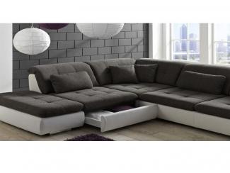 Модульный угловой диван - Мебельная фабрика «POBEDA.»