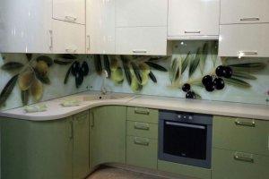 Угловая кухня Олива - Мебельная фабрика «МиАн»