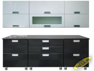 Кухня прямая 14 - Мебельная фабрика «Трио мебель»
